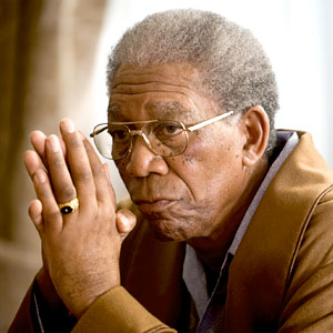 Morgan Freeman, Invictus