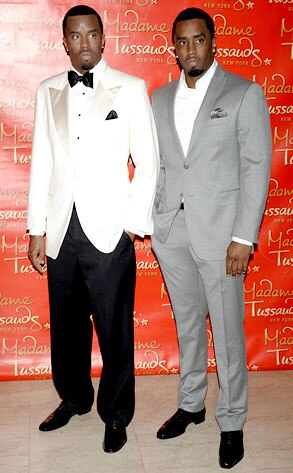 Sean 'Diddy' Combs, Wax Figure