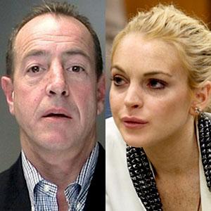Michael Lohan, Lindsay Lohan
