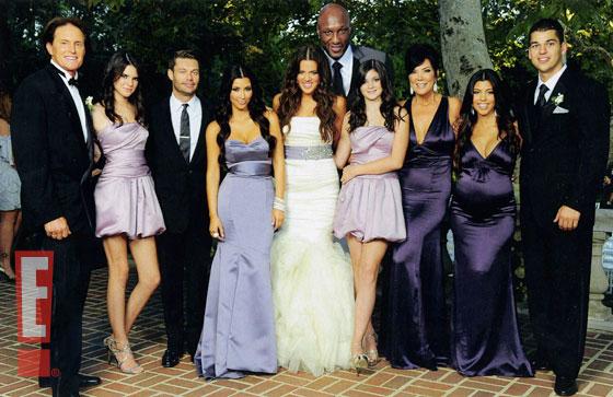Bruce Jenner, Kylie Jenner, Ryan Seacrest, Kim Kardashian, Khloe Kardashian, Lamar Odom, Kendall Jenner, Kris Jenner, Kourtney, Robert