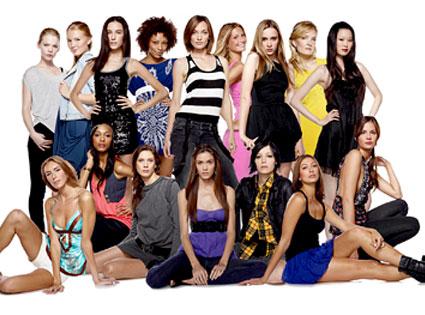 Models of the Runway, Season 2, Cast
