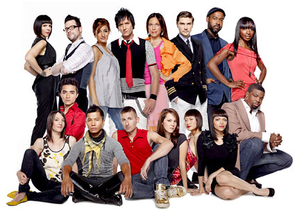 Project Runway, Season 7, Cast