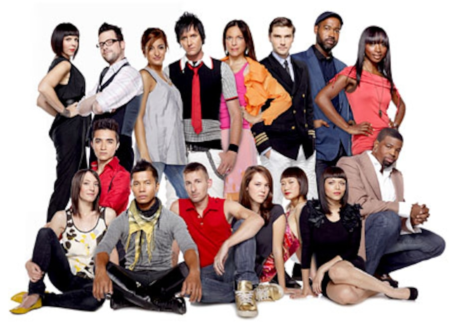 Project Runway, Season 7, Cast