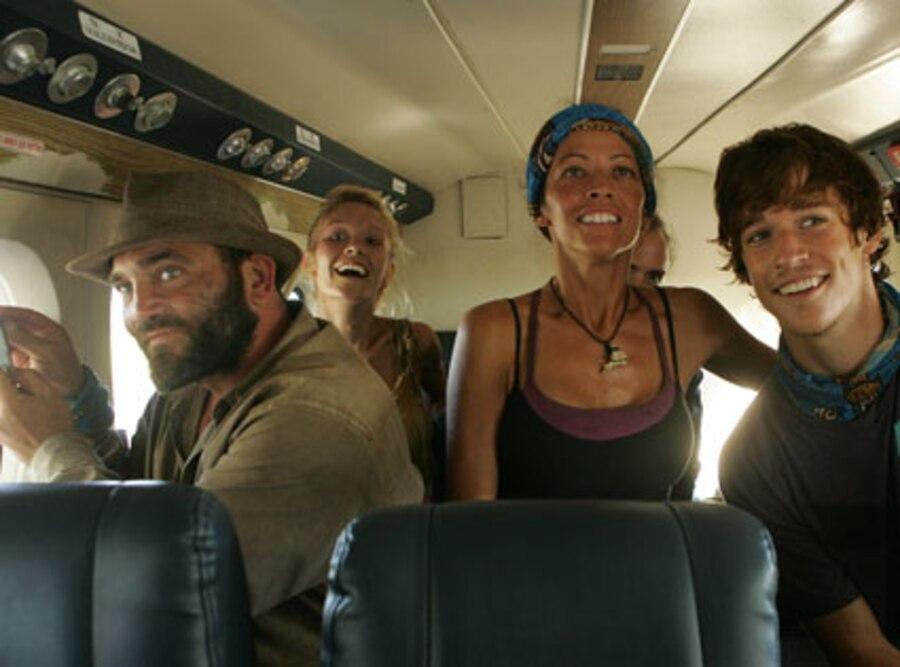 Survivor, Samoa, Russell Hantz, Natalie White, Laura Morett, Dave Bell