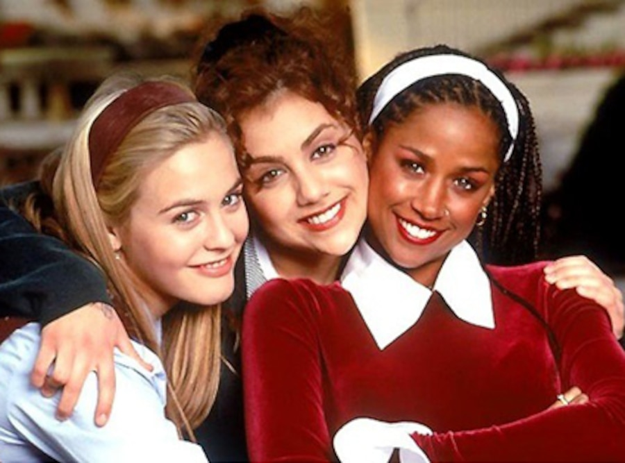 Brittany Murphy, Clueless, Stacey Dash, Alicia Silverstone