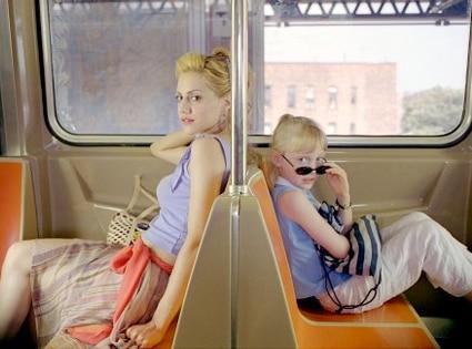 Brittany Murphy, Dakota Fanning, Uptown Girls