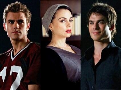 Paul Wesley, Vampire Diaries, Mia Kirshner, L Word, Ian Somerhalder, Vampire Diaries