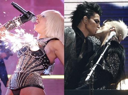 Lady Gaga, Adam Lambert