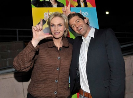Jane Lynch, Matthew Morrison