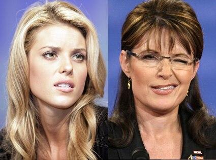 Carrie Prejean, Sarah Palin