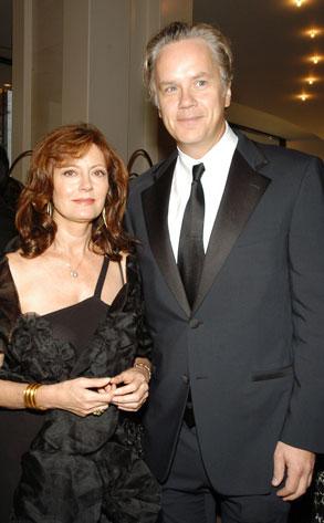 Tim Robbins, Susan Sarandon