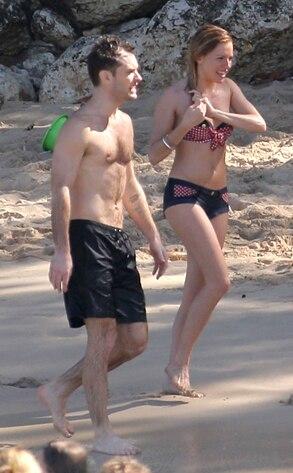 Jude Law, Sienna Miller