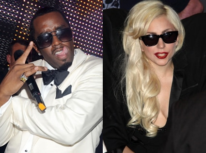 Sean Combs, Lady Gaga