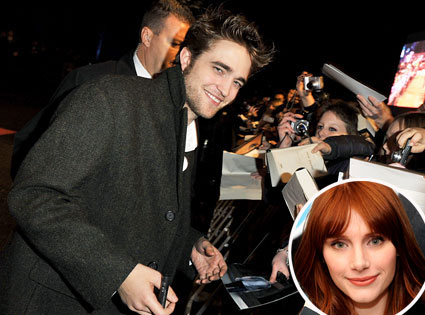 Robert Pattinson, Bryce Dallas Howard