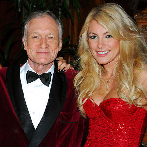 Hugh Hefner, Crystal