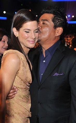 Sandra Bullock, George Lopez