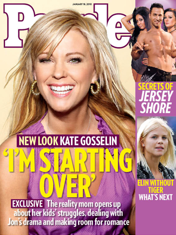 Kate Gosselin, People Cover