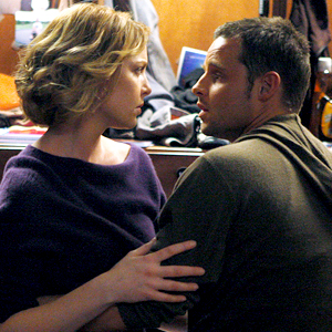 Grey's Anatomy, Katherine Heigl, Justin Chambers