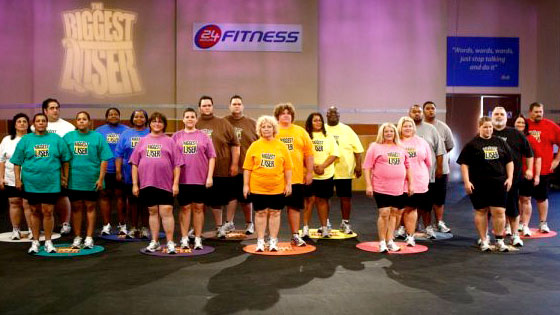 Biggest Loser, Cast