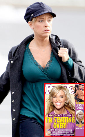 Kate Gosselin, People Magazine, Cover