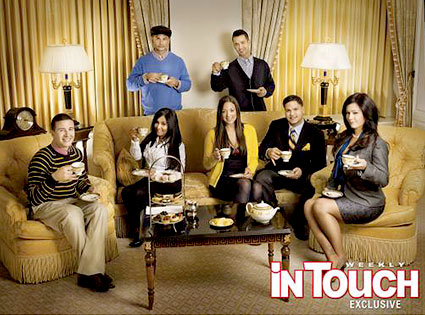 Jersey Shore Cast, InTouch Weekly