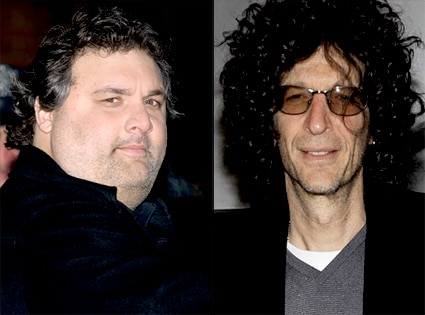 Artie Lange, Howard Stern