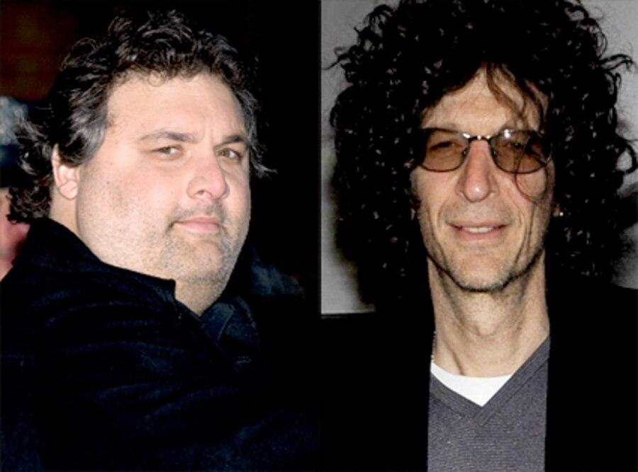 Artie Lange, Howard Stern