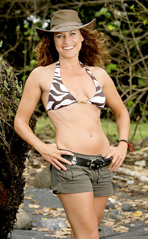Survivor: Heroes vs. Villains, Jerri Manthey (Villain)