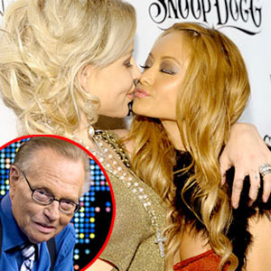 Tila Tequila, Casey Johnson, Larry King