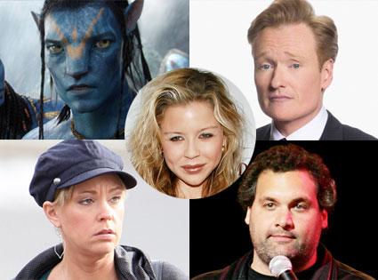 Avatar, Conan O'Brien, Casey Johnson, Kate Gosselin, Artie Lange