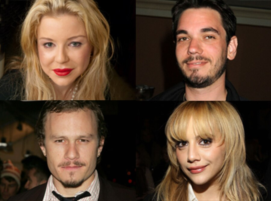 Casey Johnson, DJ AM, Heath Ledger, Brittany Murphy