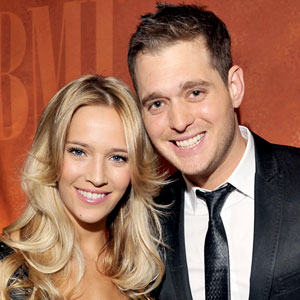 Michael Buble, Luisana Loreley Lopilato de la Torre