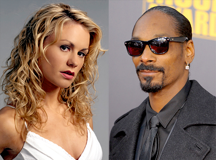 Anna Paquin, Snoop Dogg