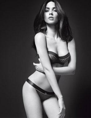 Megan Fox, Armani