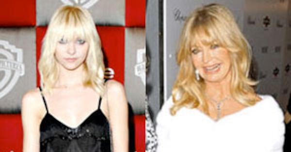 Fashion Face Off Gossip Girl Vs Goldie Hawn E News