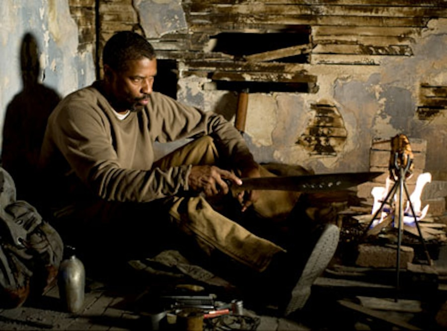 The Book of Eli, Denzel Washington