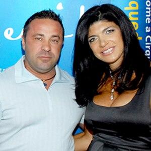 "Giuseppe ""Joe"" Giudice, Teresa Giudice"