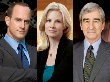 Sam Waterston, Monica Potter, Chris Meloni