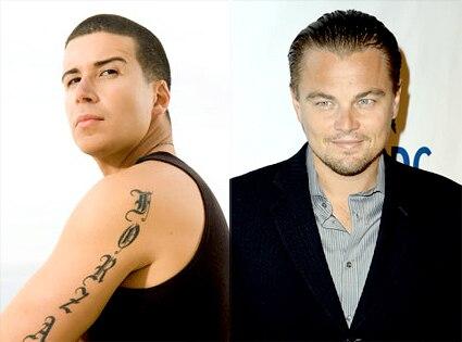 Leonardo DiCaprio, Vinny, Jersey Shore