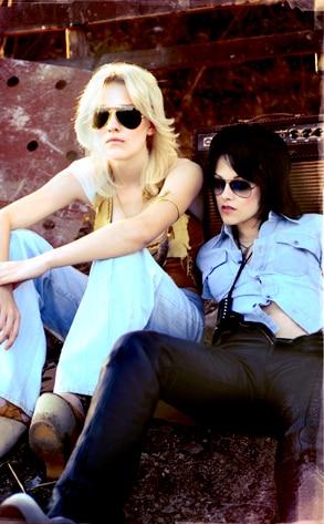 The Runaways, Dakota Fanning, Kristen Stewart