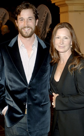 Noah Wyle, Tracy Wyle