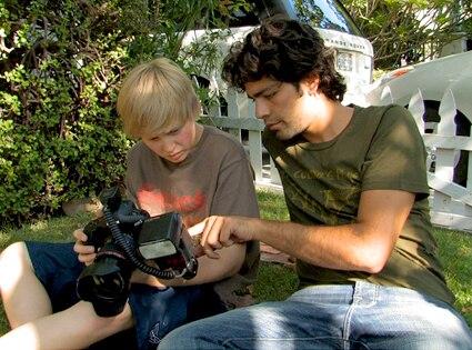 Teenage Paparazzo, Austin Visschedyk, Adrian Grenier