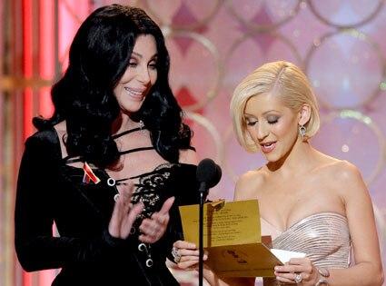 Cher, Christina Aguilera