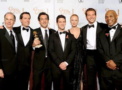 Ed Helms, Justin Bartha,Todd Phillips, Heather Graham, Bradley Cooper, Mike Tyson