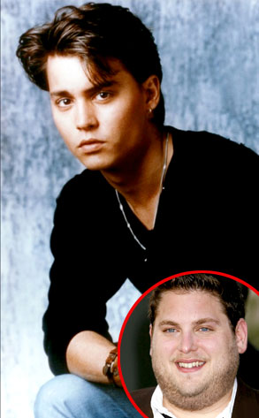 Johnny Depp, 21 Jump Street, Jonah Hill