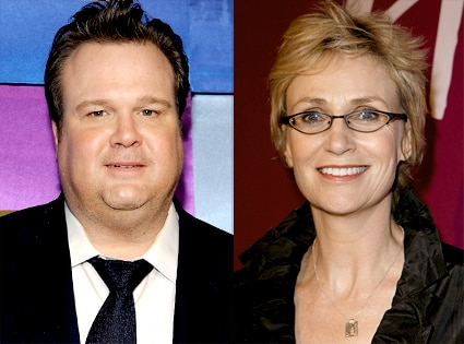 Eric Stonestreet, Jane Lynch