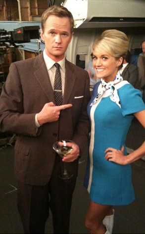 Neil Patrick Harris, Carrie Underwood, Twitter