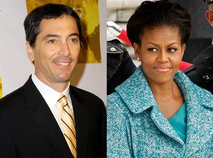 Scott Baio, Michelle Obama