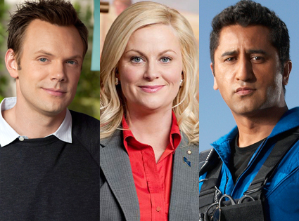 Joel McHale, Community, Amy Poehler, Parks and Recreation, Cliff Curtis, Trauma