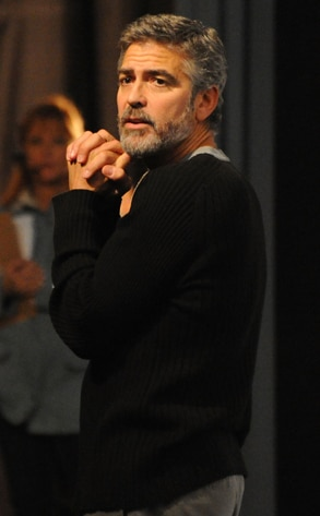 George Clooney, Telethon